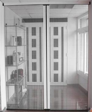 Cửa Chống Muỗi Dạng Xếp - CCMDX4