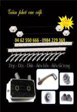 Giàn phơi DHC 8888 - 1.550.00đ/bộ