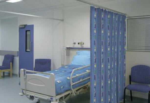 Rèm bệnh viện - RBV-1