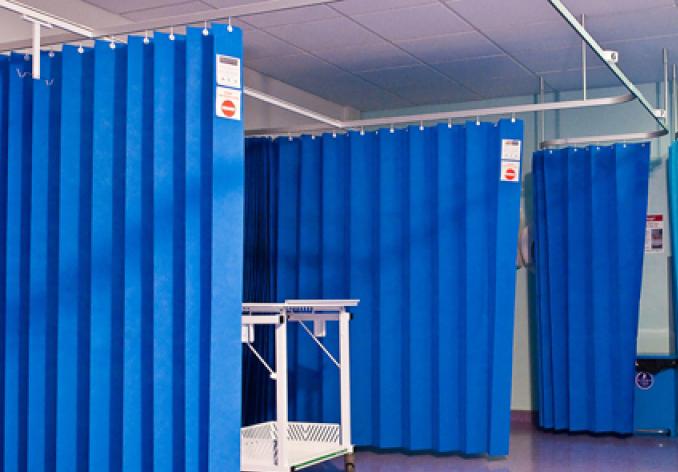Rèm bệnh viện - RBV-3