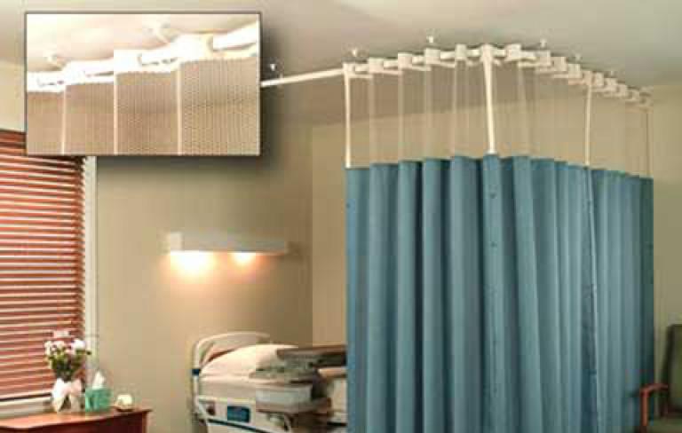 Rèm bệnh viện - RBV-4