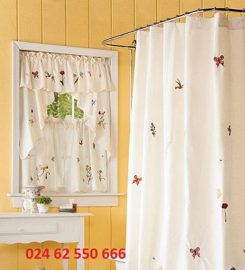 Rèm cửa phòng tắm - RPT13
