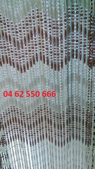 Rèm hạt nhựa giá rẻ 68