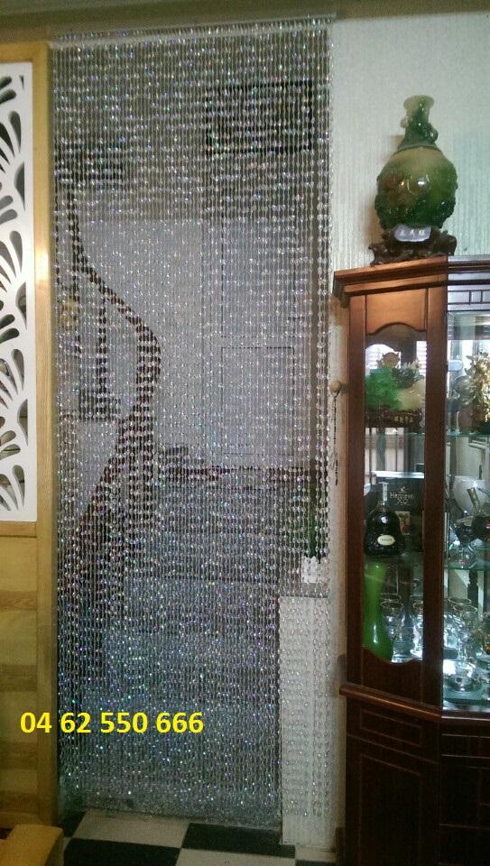 Rèm hạt nhựa Hà Nội