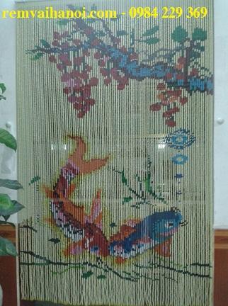Rèm hạt nhựa kết tranh - HNKT-14
