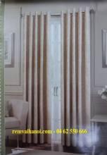Rèm vải phòng khách 08 - Gold