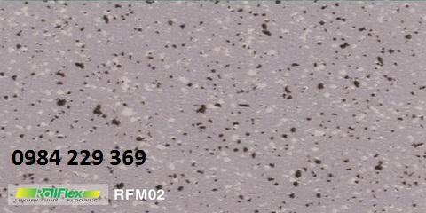 Sàn nhựa vinyl dạng cuộn RFM02