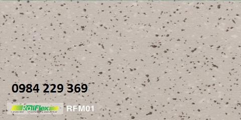 Sàn nhựa vinyl dạng cuộn RFM01