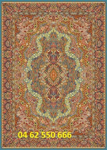 Thảm Ba Tư 3001_Blue