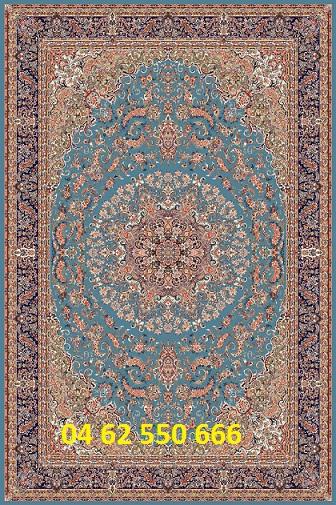 Thảm Ba Tư simin_Blue