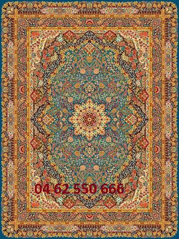 Thảm Ba Tư Taraneh Blue