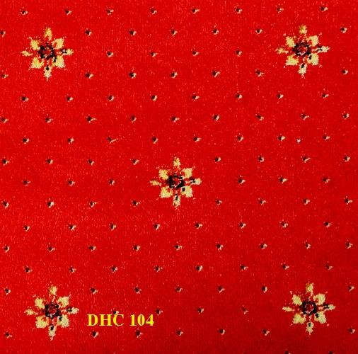 Thảm trải sàn cho khách sạn DHC 104